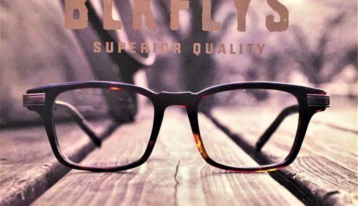 BLACK FLYSの眼鏡フレーム新入荷!