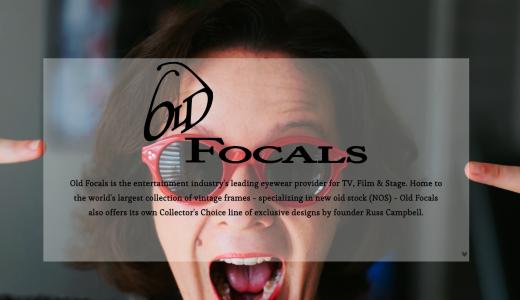「Old Focals」期間限定入荷2021